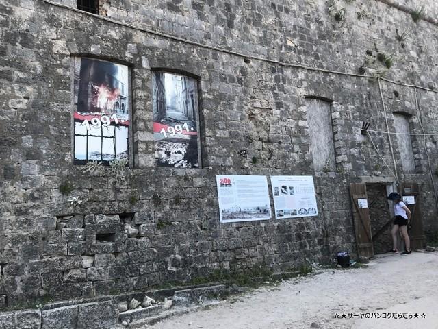 スルジ山 ロープウェイ ドゥブロブニク クロアチア (10)