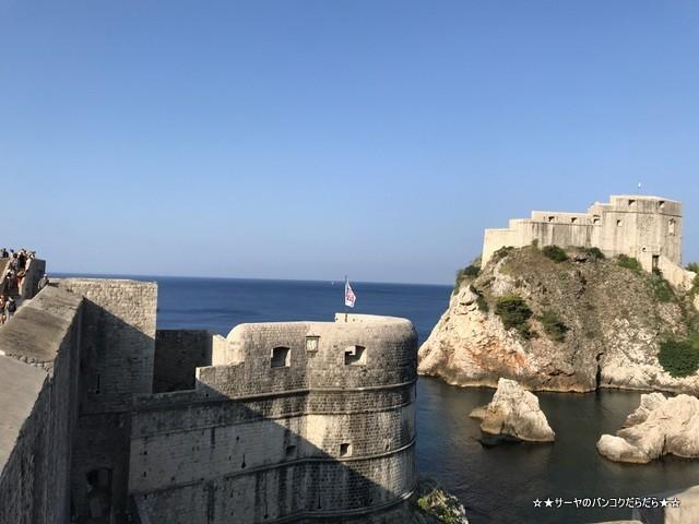 ドブロブニク城壁巡り wall Dubrovnik 魔女の宅急便 (9)