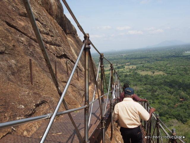 Ancient City of Sigiriya シーギリヤ スリランカ