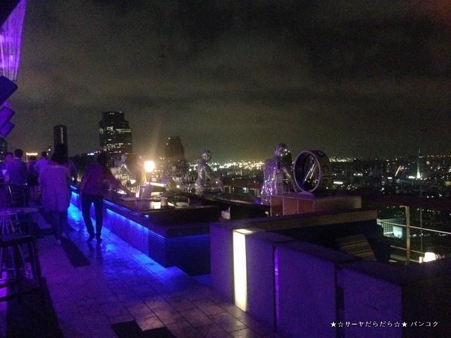 The Roof@38thBar ルーフトップ バンコク サーヤ