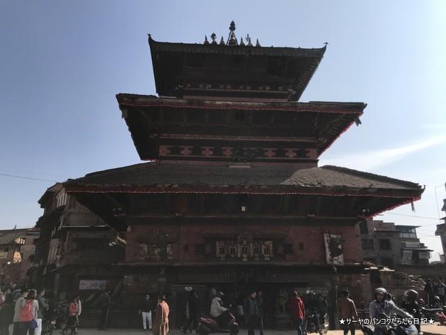 Bhaktapur バクタプル カトマンズ 世界遺産 王宮前広場 (30)