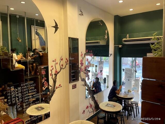 ロントウカフェ Lhong Tou Cafe バンコク ヤワラート (6)