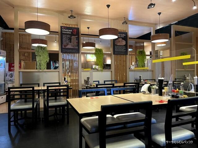 RAMEN TAKEICHI 麺屋 たけいち bangkok バンコク (5)