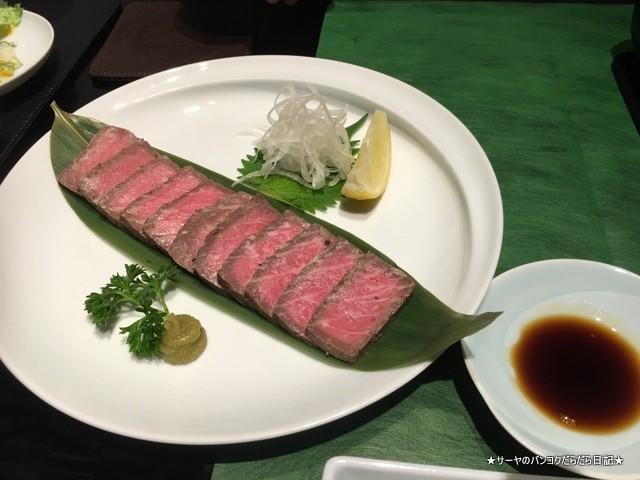 焼肉 安田 YASUDA バンコク 高級 (8)