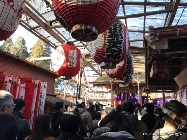 NARITASAN 成田山 出世稲荷 初詣 (13)
