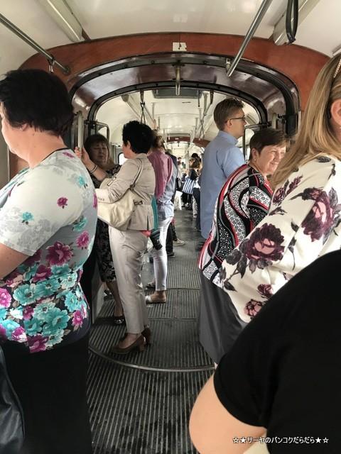 サラエボ市電 sarajevo tram ボスニア (3)