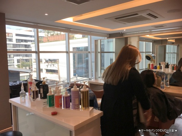 Glamour Hair Spa 美容室 keratin bangkok (9)-001