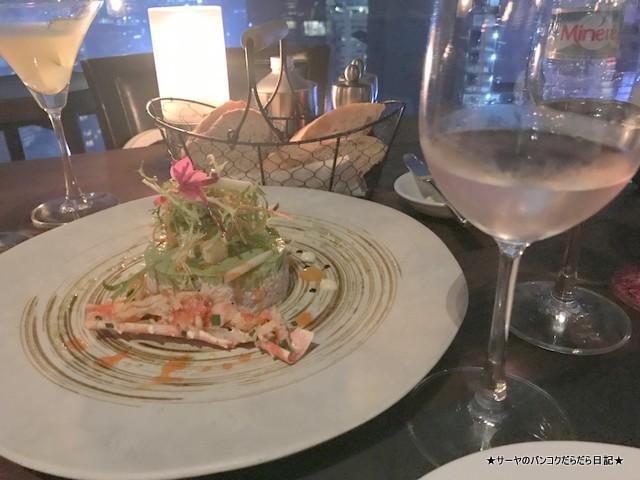 Scarlett Wine Bar bangkok アラスカ おすすめ シーロム 2018