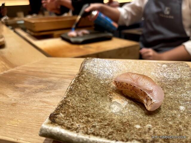 Sasada Omakase Restaurant さ々田 バンコク お任せ (17)