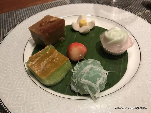 Saneh Jaan タイ料理 ミシュラン バンコク 接待 (10)