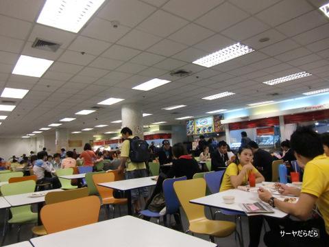 0426 バンコク 空港 食堂 6
