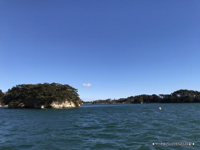 matsushima miyagi 松島クルーズ 芭蕉 東北旅行 (9)
