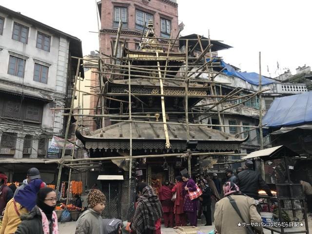 インドラチョーク アサンチョーク 朝市 ネパール カトマンズ (6)