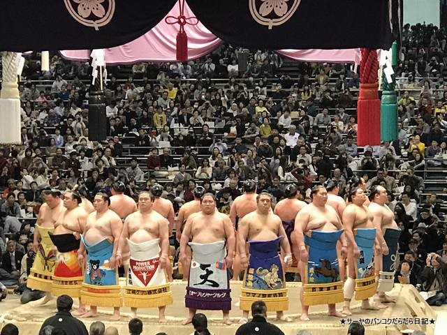 大阪場所 2019 千秋楽 OSAKA sumo japan (18)