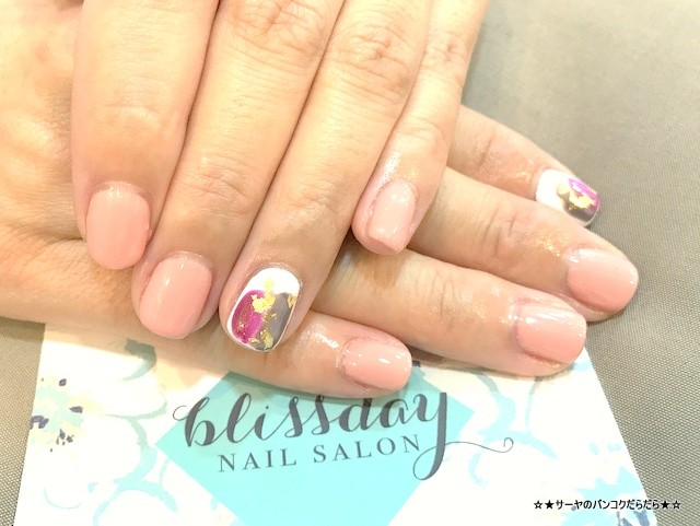 Blissday Nail Salon ネイルサロン バンコク (5)