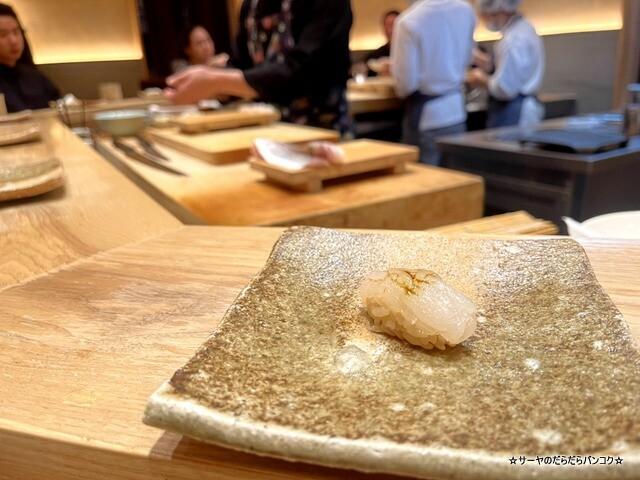 Sasada Omakase Restaurant さ々田 バンコク お任せ (25)
