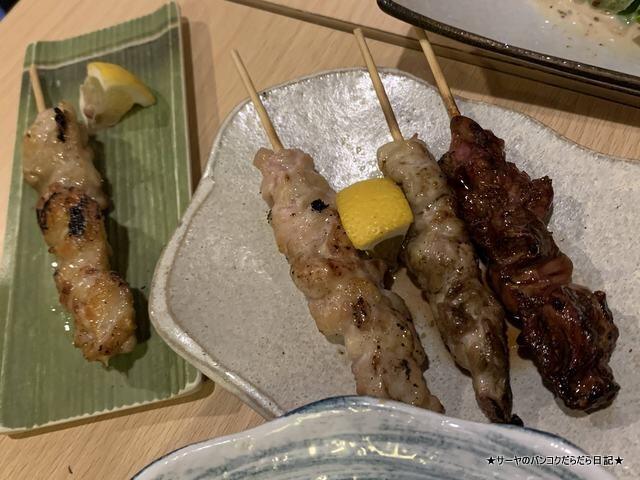 hinata bangkok ヒナタ 串焼き バンコク (10)