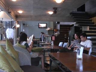 20081013 maze cafe 5