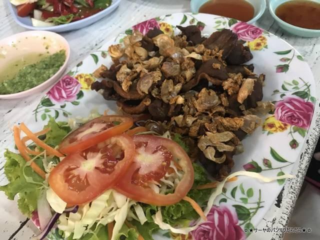 プラーパオソットパッタナカーン タイ料理 バンコク (12)