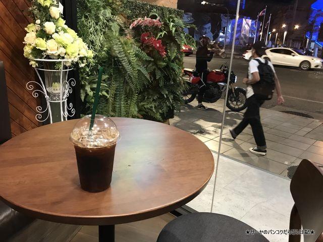 cafe amazon カフェアマゾン バンコク PTT (1)