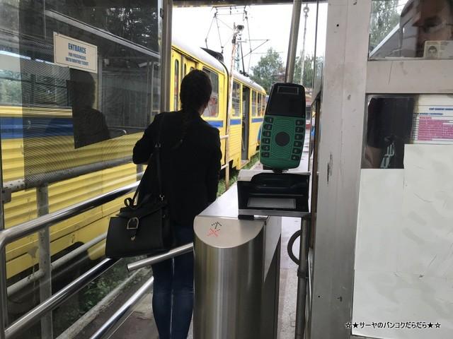 サラエボ市電 sarajevo tram ボスニア (11)