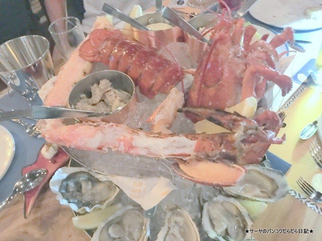 Pesca Mar  Terra Bistro バンコク レストラン  (8)