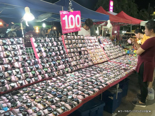 night market udonthani ナイトマーケット 夜市 ウドンタニ (4)