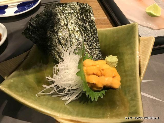 aozoratsukiji sandaime 青空築地三代目 ウニ
