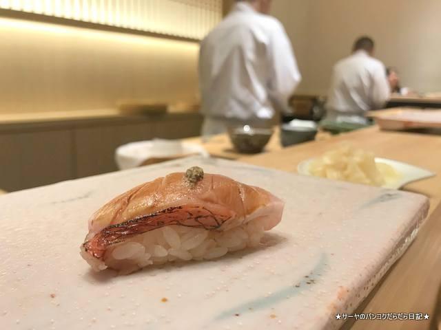 sushi ichizu 鮨いちづ 豪華 バンコク 美味 (19)