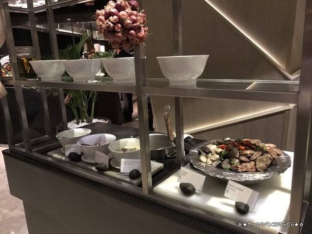 seafood buffet インターコンチネンタルニャチャン ビュッフェ (2)