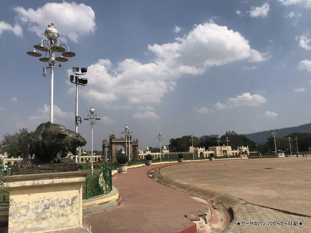 Mysore Palace マイソールパレス マイスール 南インド (9)