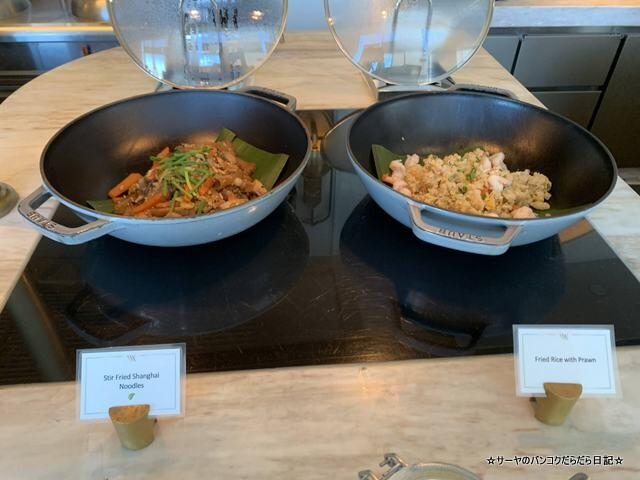 Breakfast  Waldorf Astoria Bangkok バンコク ウォドルフ (20)