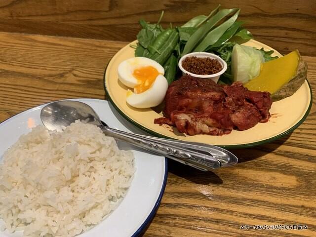 krok クロック バンコク タイ料理 ミシュラン (9)