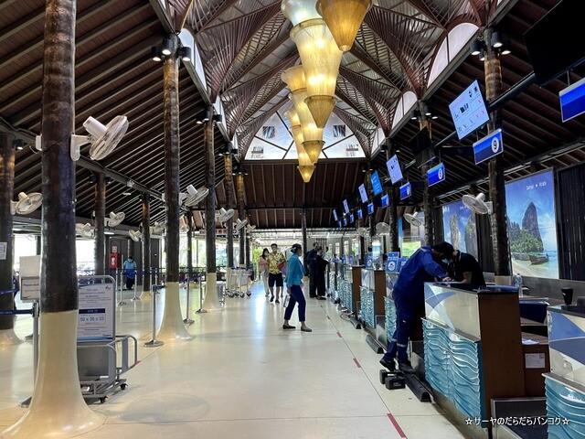 bangkok airways samui airport (2)