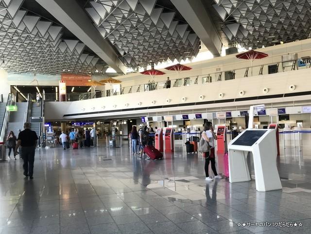 Frankfurt Flughafen フランクフルト ラウンジ (6)