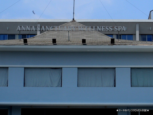 Anna Sanctuary Wellness Spa フィットネス プール
