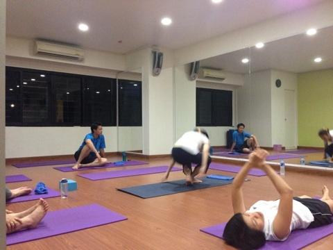 Rana Yoga ラナヨガ バンコク