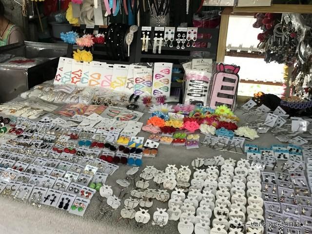 Klongsan Plaza バンコク ローカル 市場 トンブリー (5)