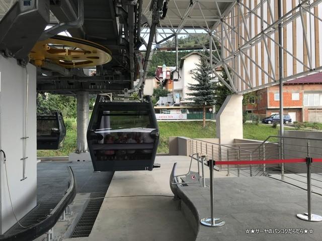 サラエボ ロープウェイ sarajevo ropeway 2018 (11)