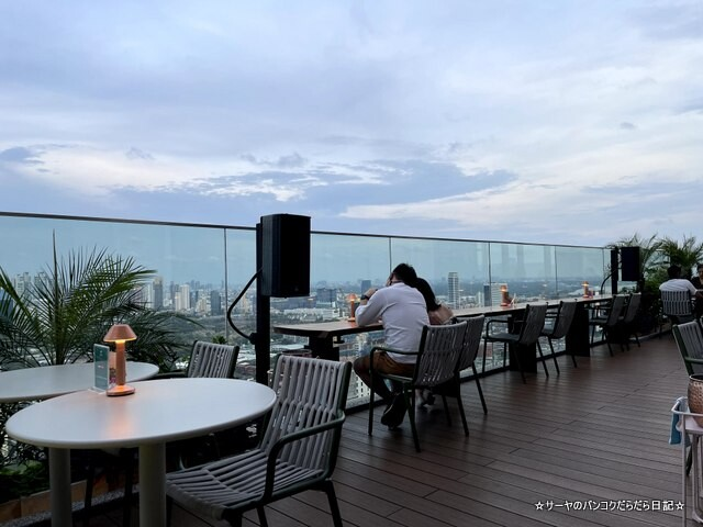 Kimpton Maa-Lai Bangkok キンプトン マーライ (23)
