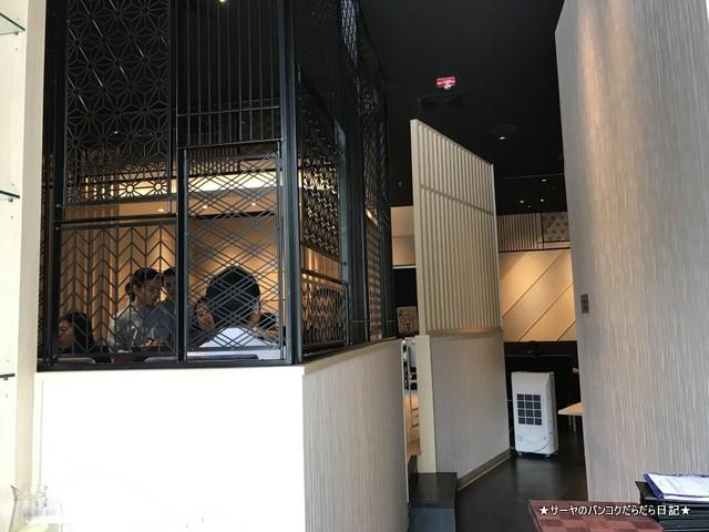 kinsei japanese バンコク 和食 プロンポン 金星 (1)