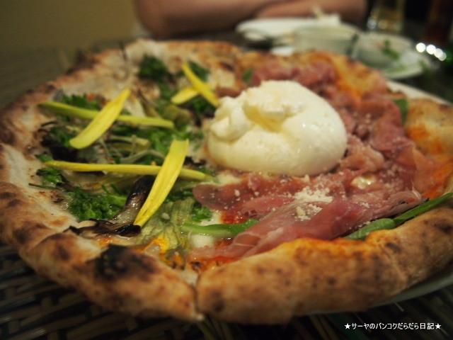 ホーチミンで一番おいしいピザ屋 Pizza 4P's