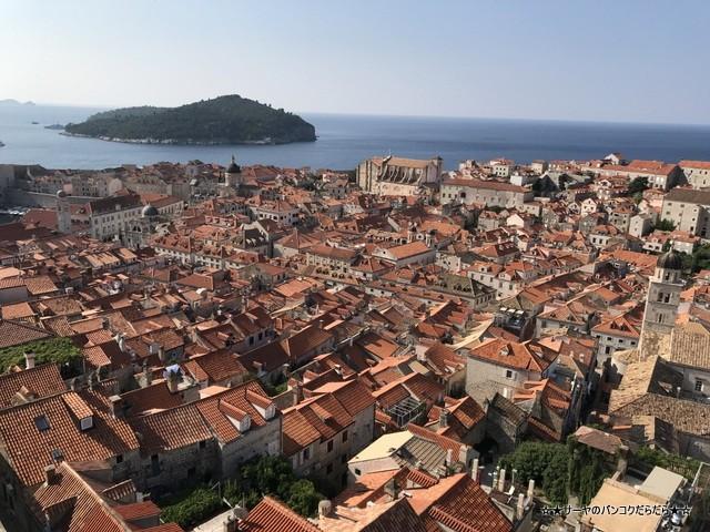 ドブロブニク城壁巡り wall Dubrovnik 魔女の宅急便 (24)