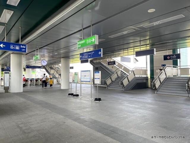 Khu Khot駅 クーコーット駅 bangkok (7)