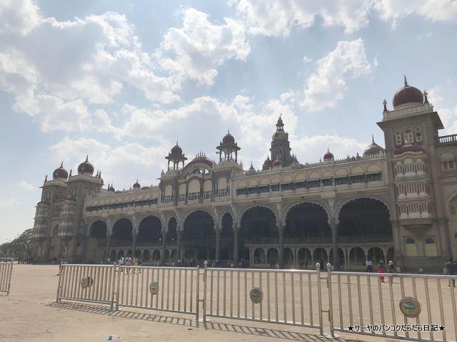 Mysore Palace マイソールパレス マイスール 南インド (10)