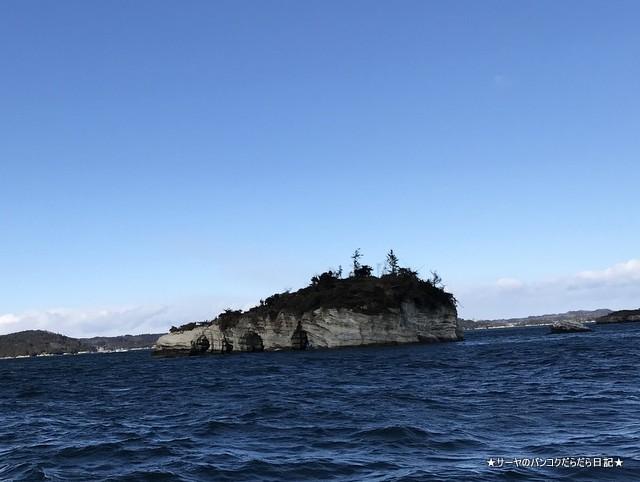 matsushima miyagi 松島クルーズ 芭蕉 東北旅行 (7)