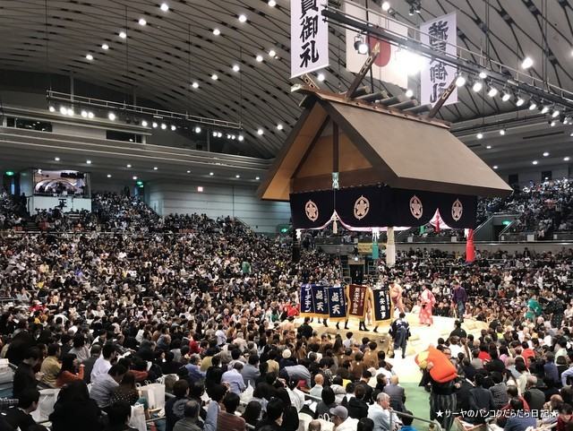 大阪場所 2019 千秋楽 OSAKA sumo japan (8)