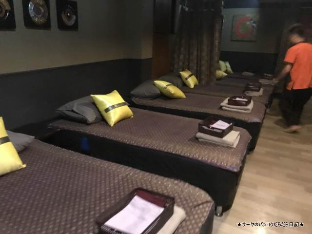 tiger massage トンロー バンコク タイ古式マッサージ (7)