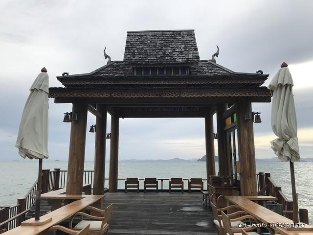 0 yaoyai phuket サンティヤ タイリゾート 海 (14)