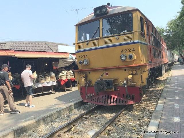 THAMKRA SAE カンチャナブリ 電車 ツアー 戦場にかける橋 (4)